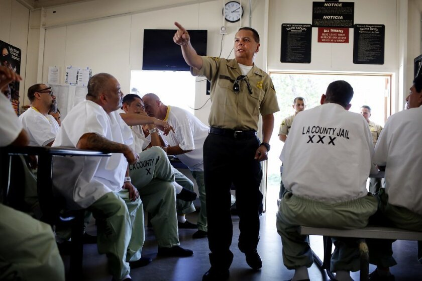 Para la comunidad que busca la rehabilitación de los presos para integrarse exitosamente a la sociedad, este plan debe llevarse a cabo lo antes posible.