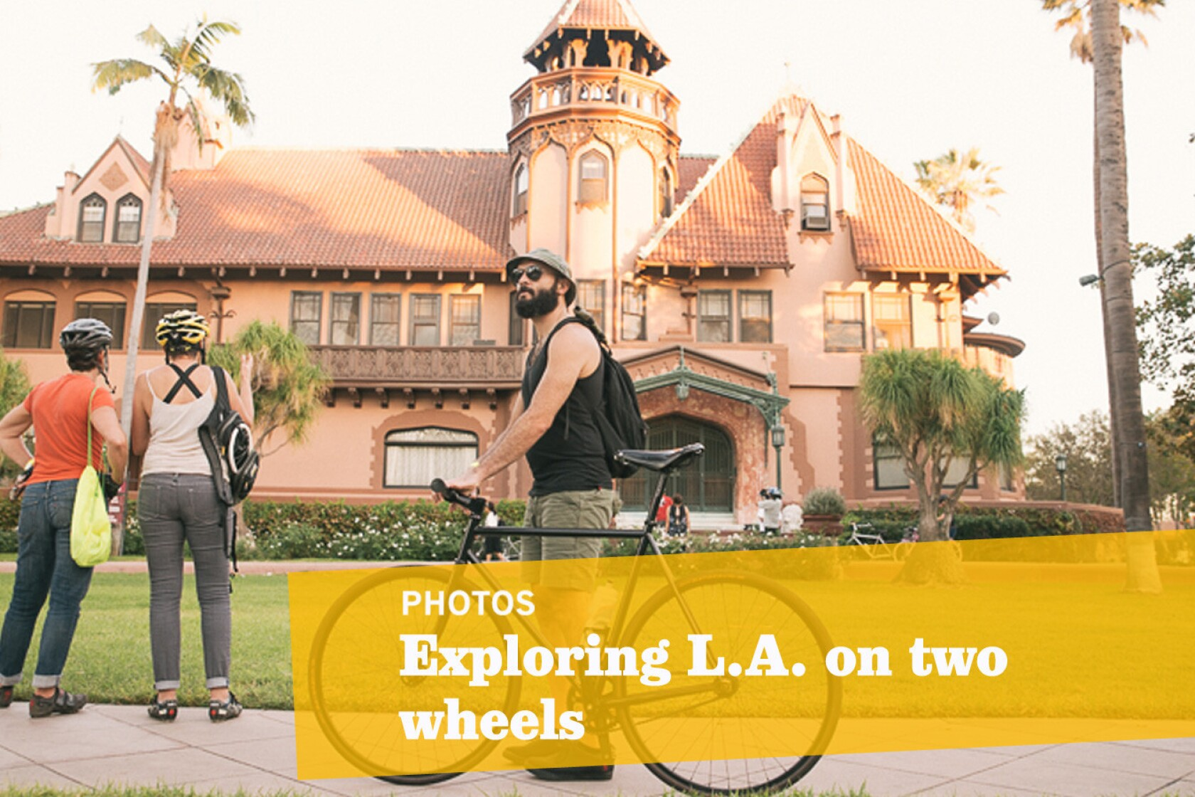 Los Angeles Explorers Club burns calories while seeking out the city's sexy, seedy side
