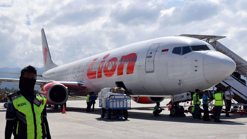 Indonesia's Lion Air said it was postponing the delivery of four Boeing 737 Max 8 jets after the crash of one of its Max 8s in 2018 and this week's crash of an Ethiopian Airlines Max 8.