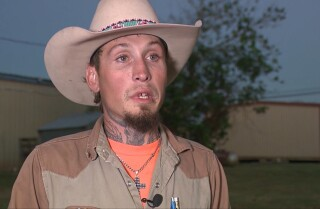 Johnnie Langendorff talks about going after the Texas shooter