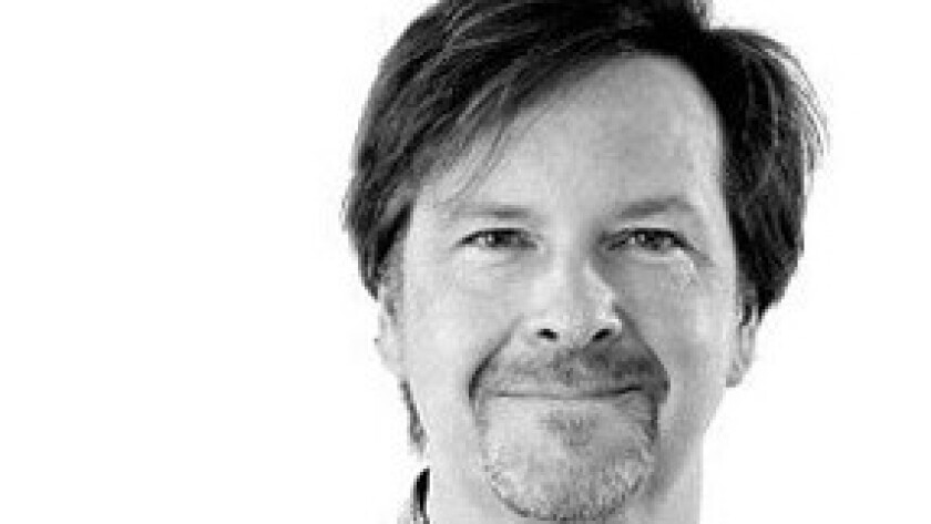 Grant Langston was promoted from vice president of brand marketing to CEO at EHarmony.