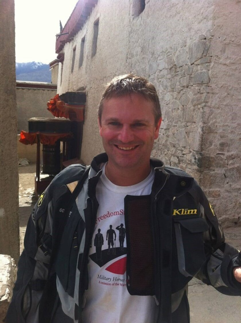 Adventure traveler Brad Barker, founder of San Diego-based national security firm Halo Corp., has big plans for aiding earthquake ravaged Ecuador.