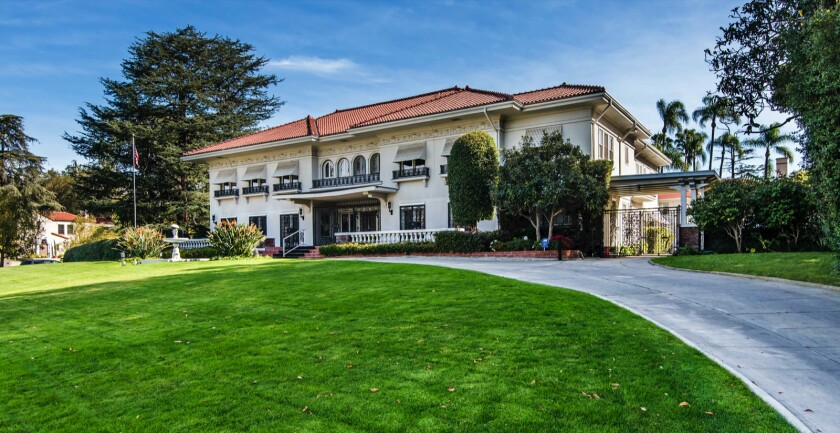 Historic Fremont Place mansion