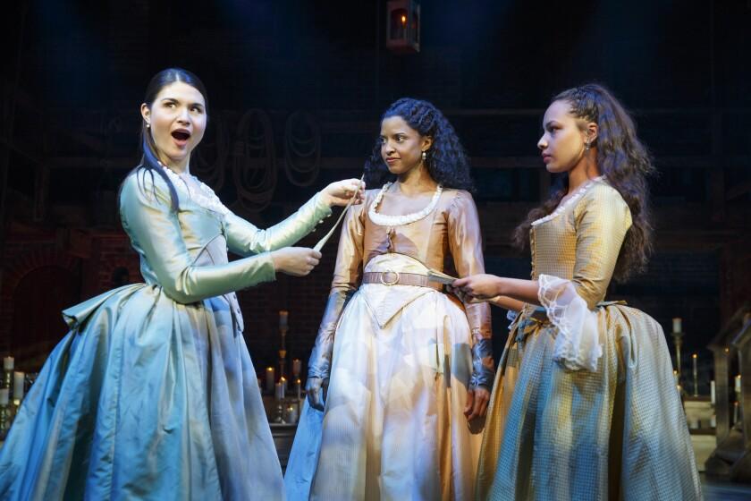 Broadway musical 'Hamilton' could teach Oscar a lesson on diversity