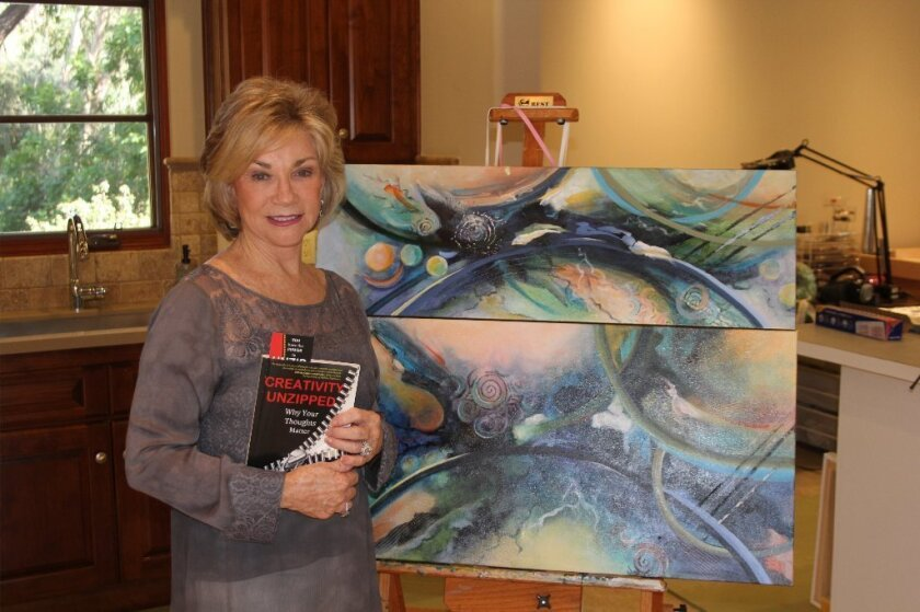 """Ruth Westreich has released her new book """"Creativity Unzipped."""" Jan Phillips co-authored the book."""