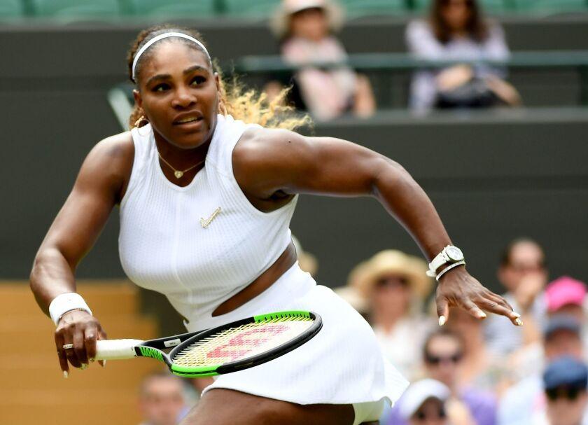 Wimbledon Championships, United Kingdom - 08 Jul 2019