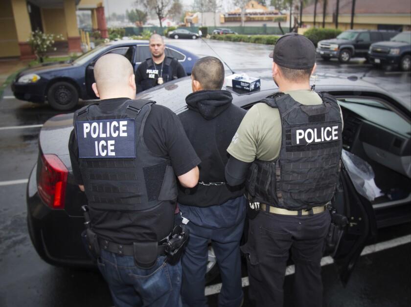 Immigration raids