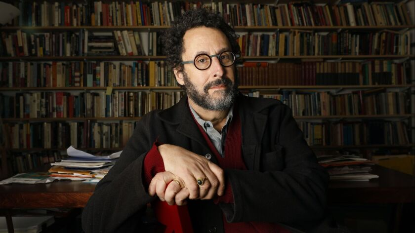 NEW YORK, NEW YORK--MARCH 23, 2018--Playwright Tony Kushner has two productions of his masterpiece ""