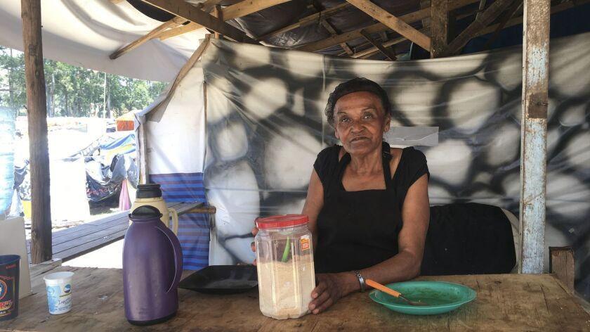 People Without Fear Occupation in São Bernardo do Campo, Brazil