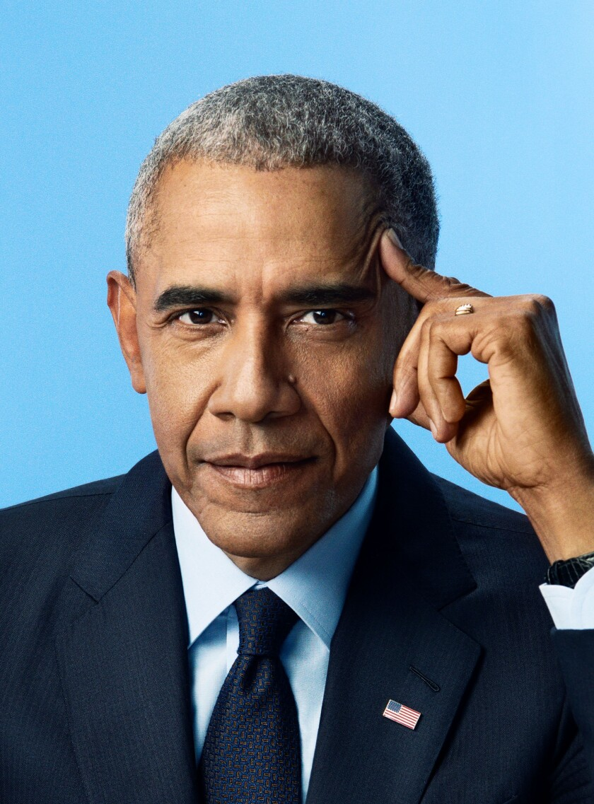 "Review: Barack Obama's presidential memoir ""A Promised ..."