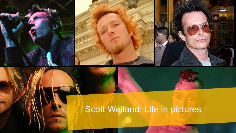 Scott Weiland, 1967-2015