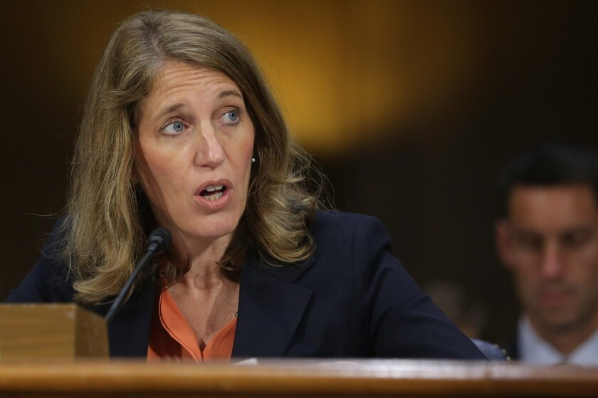 Health and Human Services Secretary Sylvia Mathews Burwell is the defendant in the Obamacare subsidy cases.