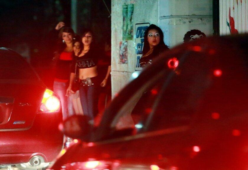 Human Trafficking Streets