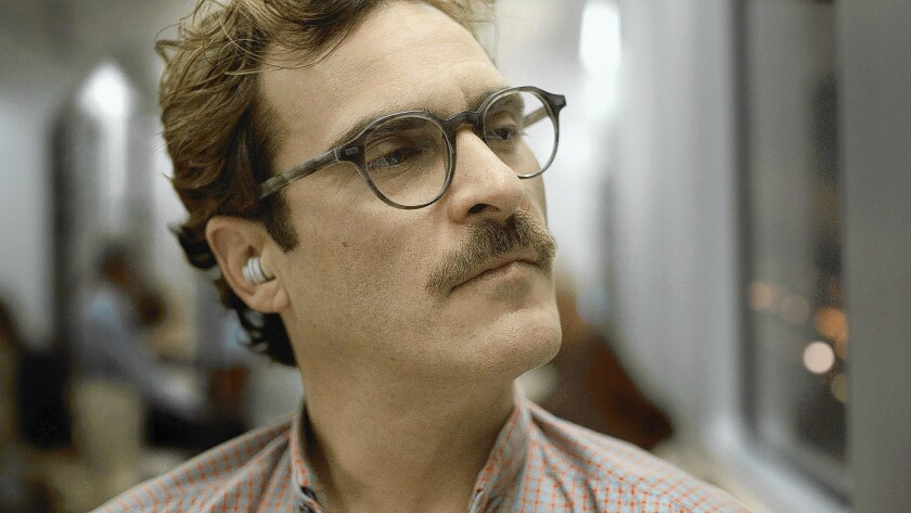 """Joaquin Phoenix stars in the quirky """"Her."""""""