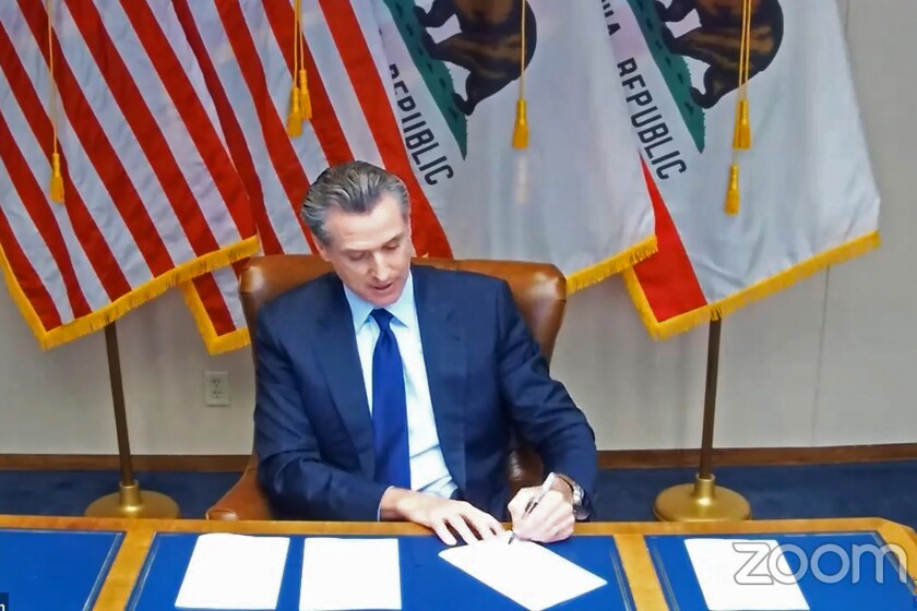 Newsom signs law to expand California mental health ...