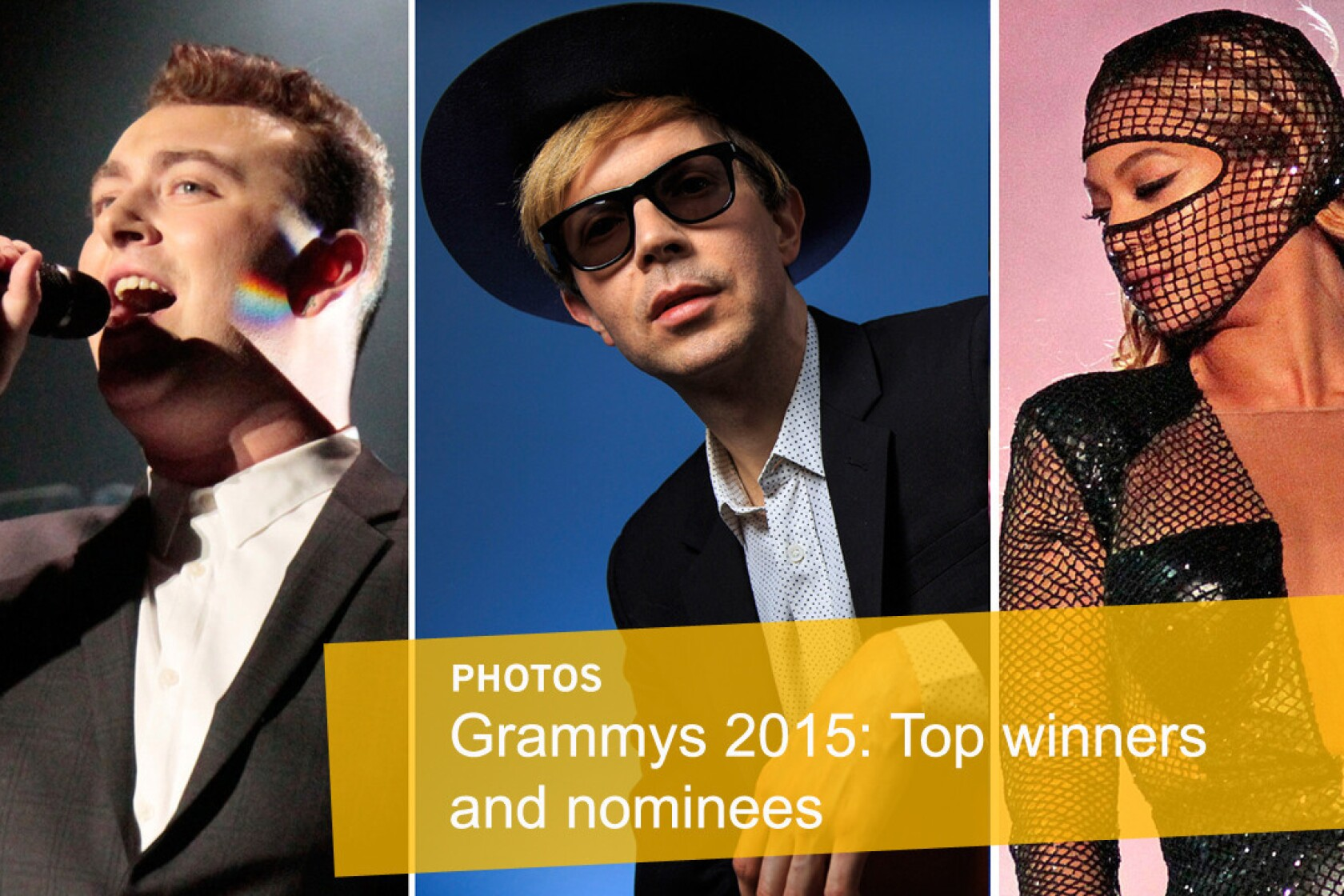 Grammys 2015: Complete list of winners and nominees - Los