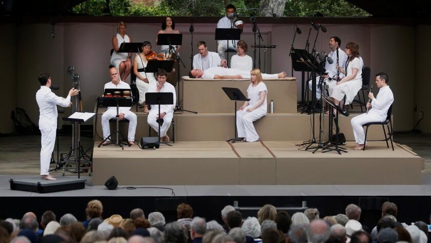 "Claude Vivier's ""Kopernikus"" at the Ojai Music Festival"