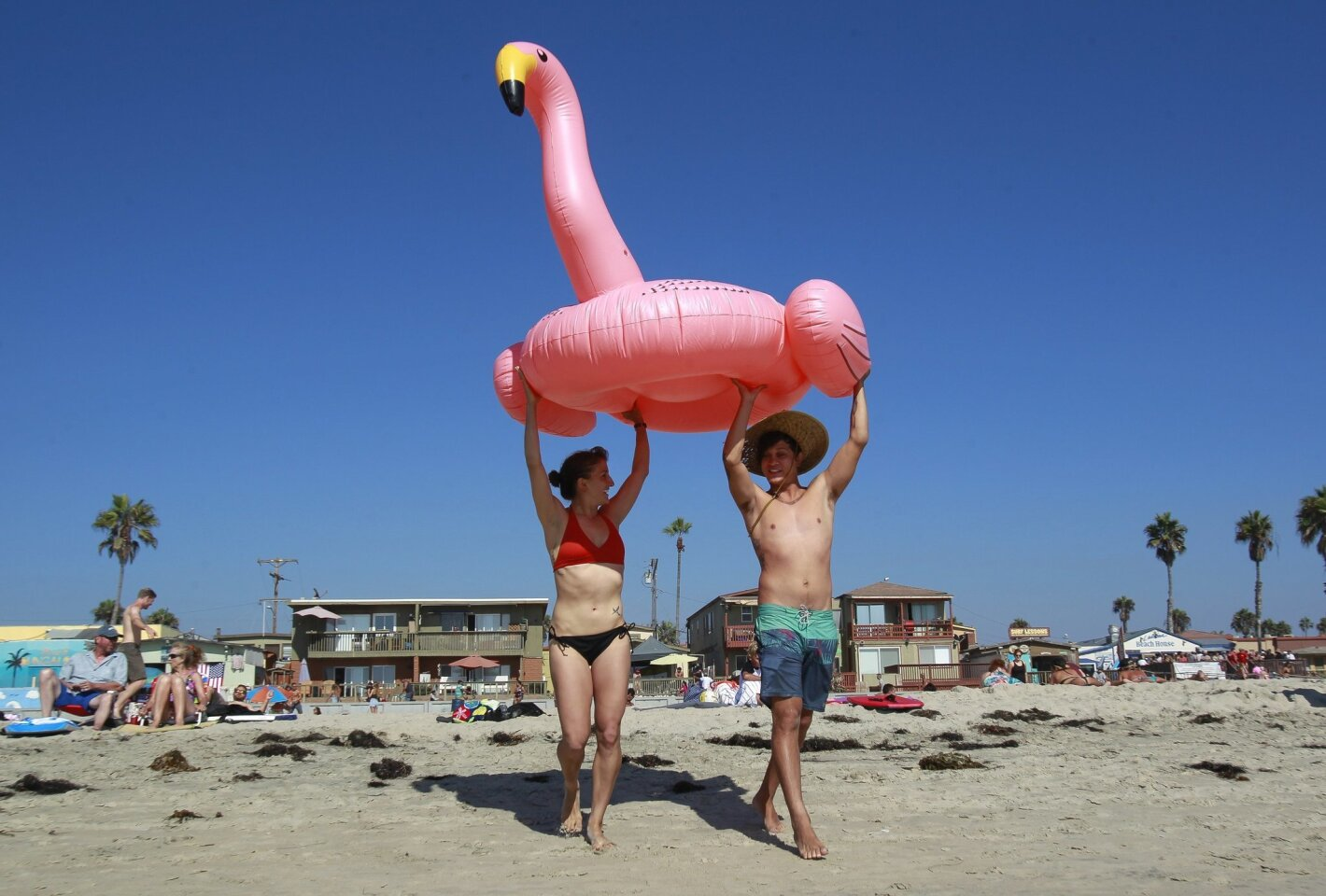 San Diego/Beach/Labor Day 2106