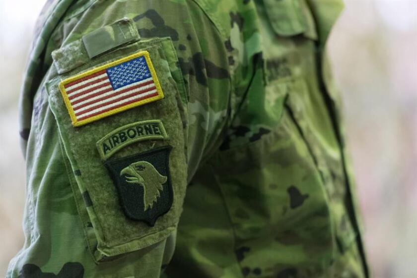 El Ejército de Estados Unidos, en coordinación con las autoridades locales, bombardeó este martes posiciones de combatientes del grupo terrorista Al Shabab en Somalia, lo que causó la muerte de siete presuntos yihadistas, informó hoy el mando militar para África (Africom). EFE/Archivo