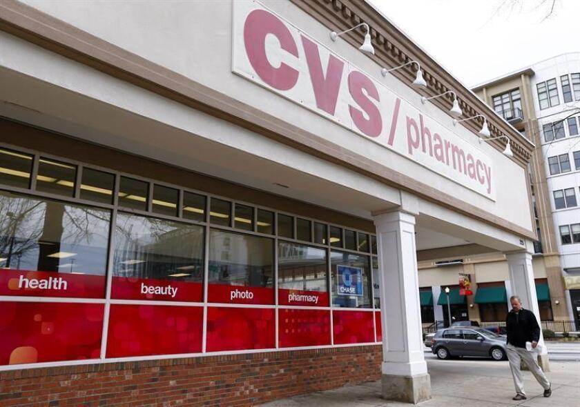La mayor cadena de farmacias de Estados Unidos, CVS, anunció hoy la adquisición de la aseguradora Aetna, una operación valorada en 78.000 millones de dólares y que ya había sido aceptada por el Gobierno el pasado 10 de octubre. EFE/Archivo
