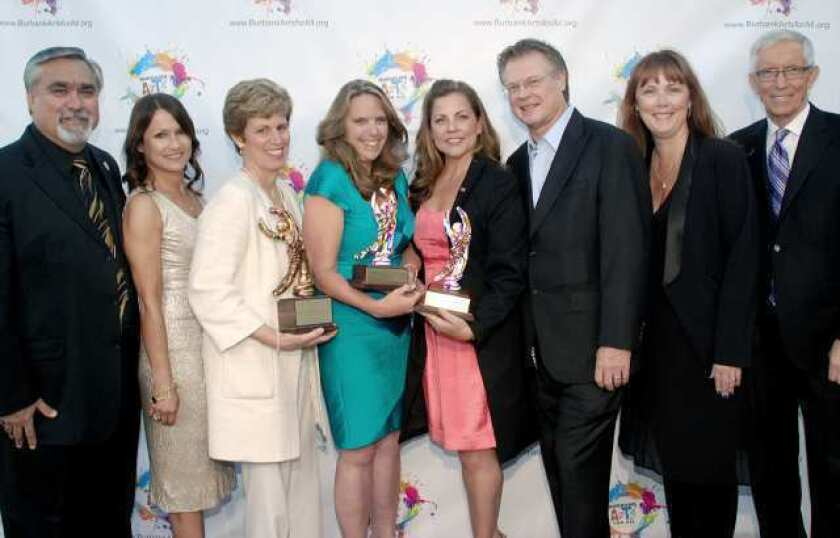 On the Town: Arts for All Foundation hands out honors