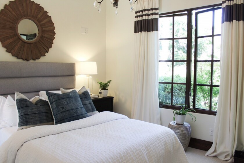 Adams? favorite color palette features white, oyster and charcoal gray. Photography: Courtesy of Je