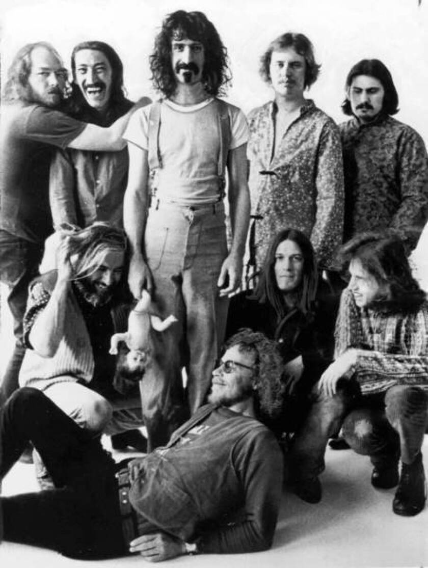 Ray Collins dies; singer with the Mothers of Invention was 75