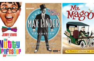 Kenneth Turan's DVD picks: Summertime fun