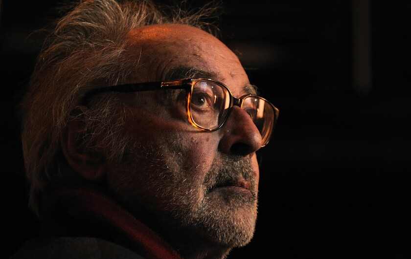 """Veteran French director Jean-Luc Godard's """"Goodbye to Language 3D"""" was named best film of 2014 by the National Society of Film Critics."""