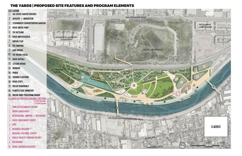 """Taylor Yards: """"The Yards"""" design proposal"""