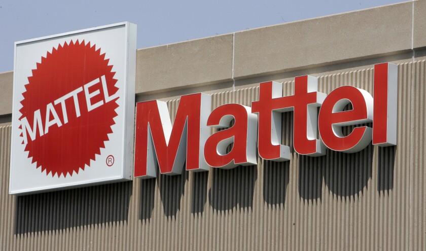 Mattel headquarters in El Segundo in 2007.