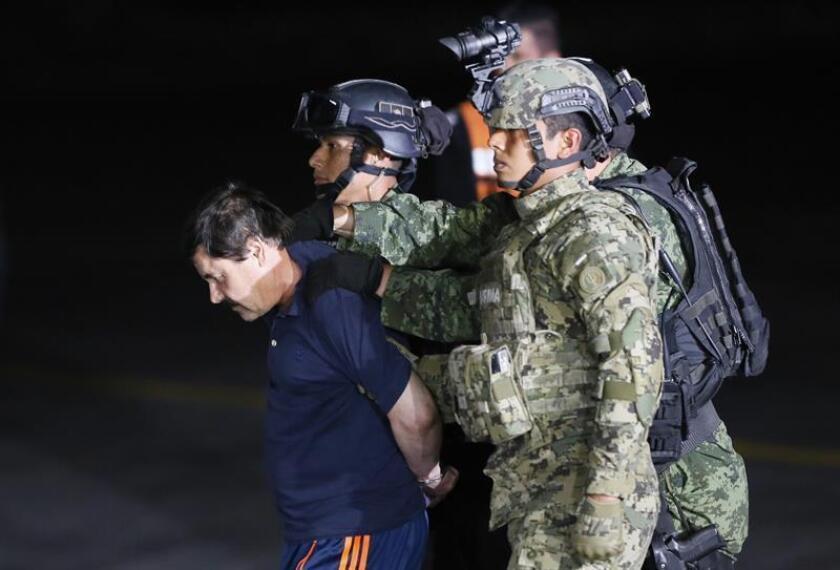 """El narcotraficante Joaquín """"El Chapo"""" Guzmán. EFE/Archivo"""