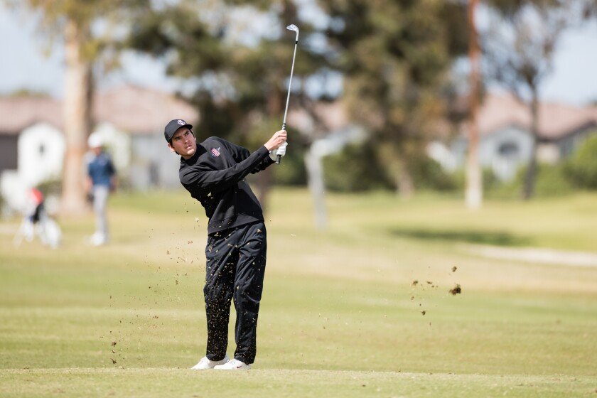SDSU junior Youssef Guezzale claimed the final spot in U.S. Open local qualifying.
