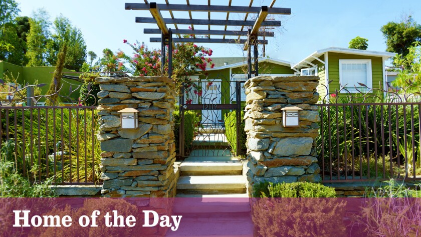 Home of the Day: An artist's compound in Mar Vista