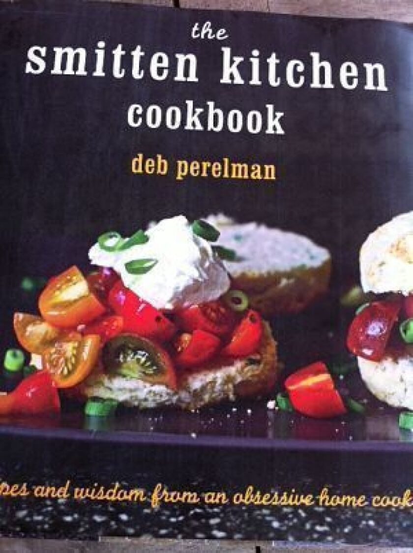 """One of the most anticipated cookbooks of the year: """"The Smitten Kitchen Cookbook."""""""