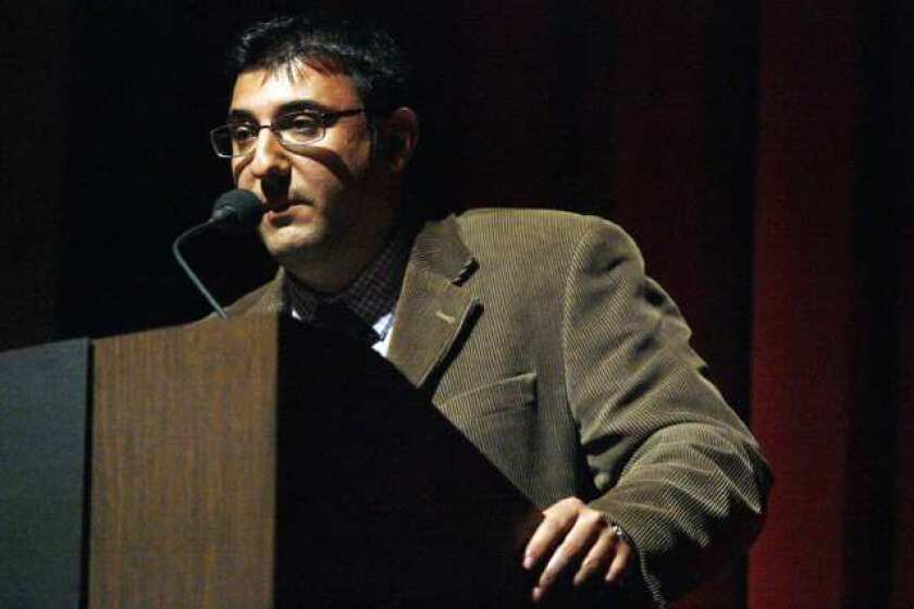 Turkish scholar talks policy at Glendale's Armenian genocide event