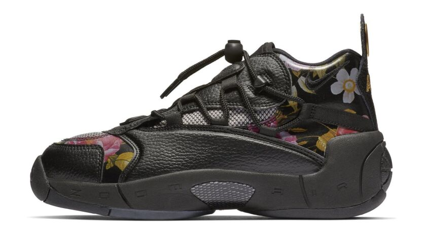 Nike Air Swoopes 2 Floral