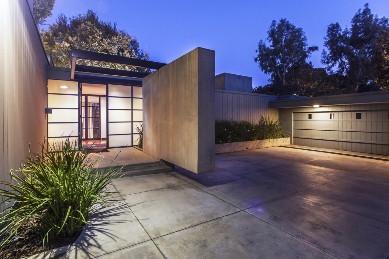 Jerry Bruckheimer's Brentwood home | Hot Property