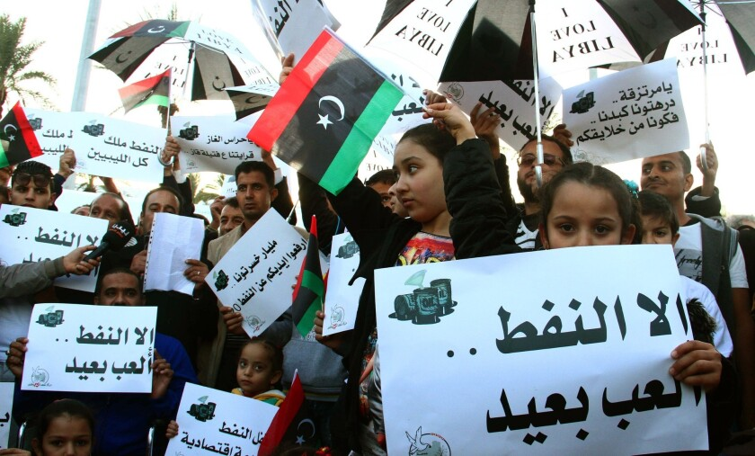 Libya politics