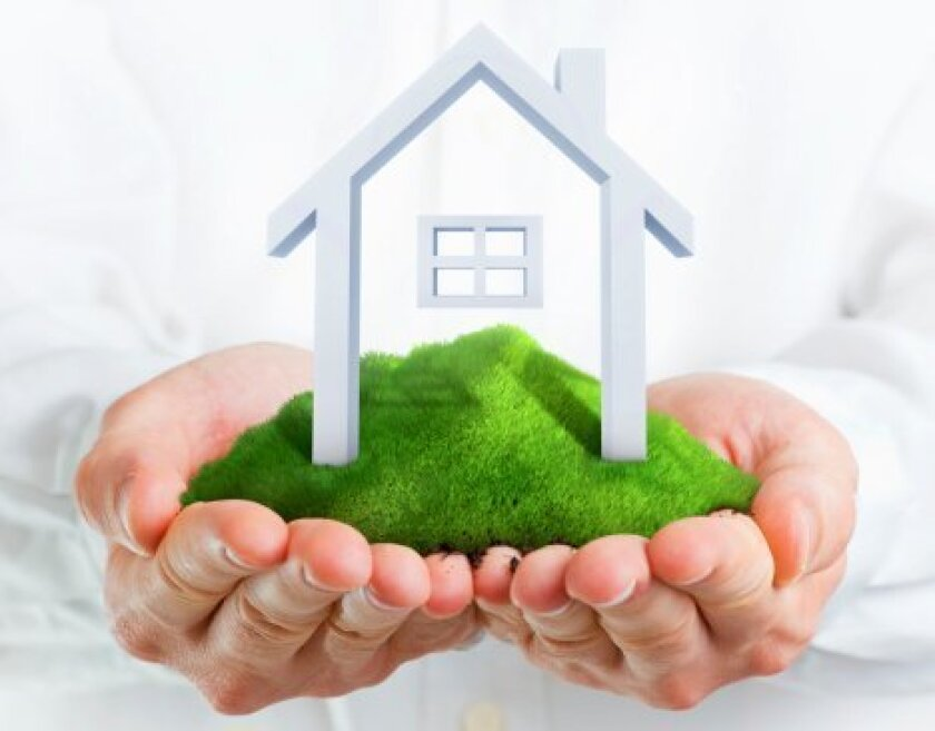 Eco friendly construction in La Jolla can save you thousands this winter.