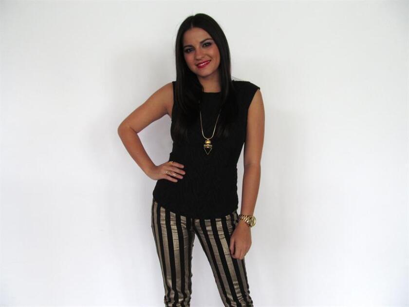 La cantante mexicana Maite Perroni. EFE/Archivo