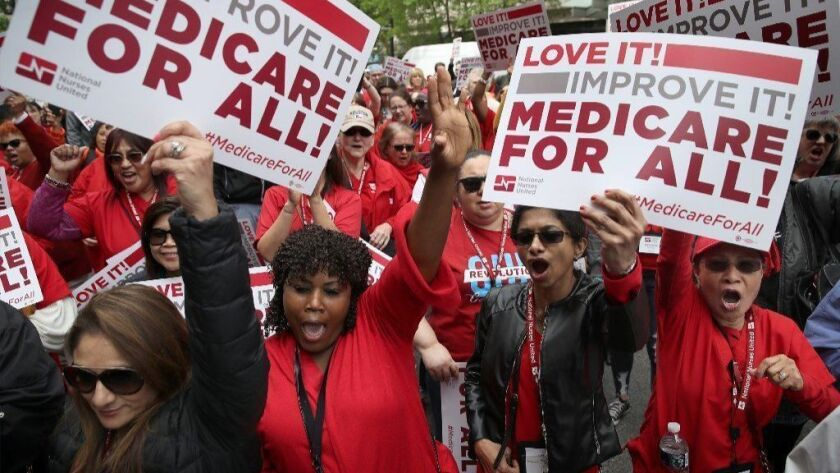 'Medicare for all'