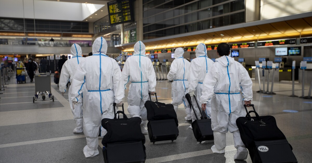 A short guide to quarantining after holiday travel