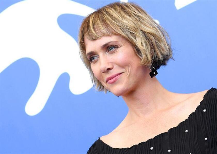"""El estudio Warner Bros. está negociando con la actriz estadounidense Kristen Wiig para que se enfrente a Gal Gadot como la villana de """"Wonder Woman 2"""", informó hoy el medio especializado Deadline. EFE/EPA/ARCHIVO"""