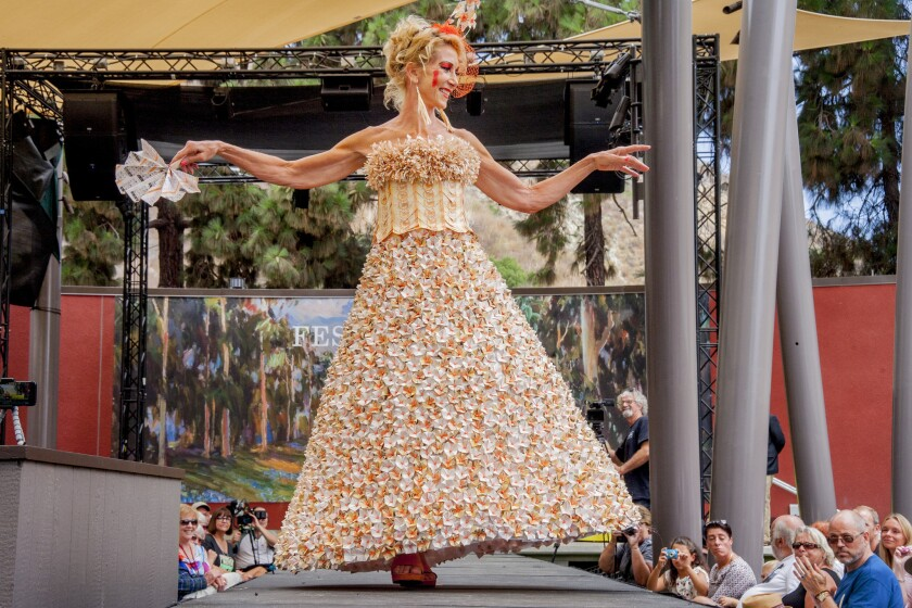 Festival of Arts Runway Fashion Show