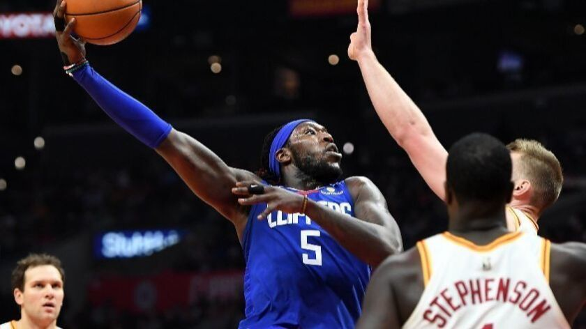 Clippers and restricted free agent Montrezl Harrell agree to a deal, agent says