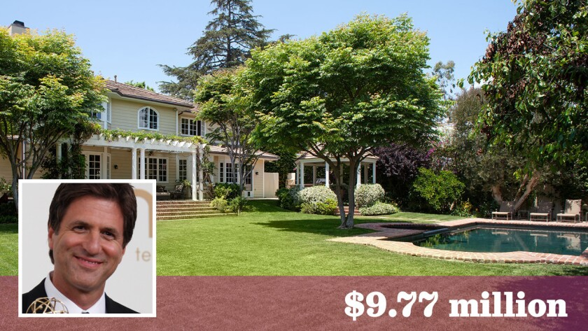 "Steven Levitan, creator and producer of such TV shows as ""Just Shoot Me!"" and ""Modern Family,"" has sold his home in Brentwood for $9.77 million."
