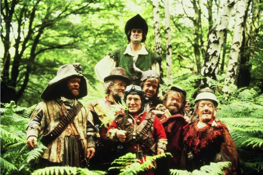 HandMade Films' 1981 adventure fantasy 'Time Bandits'