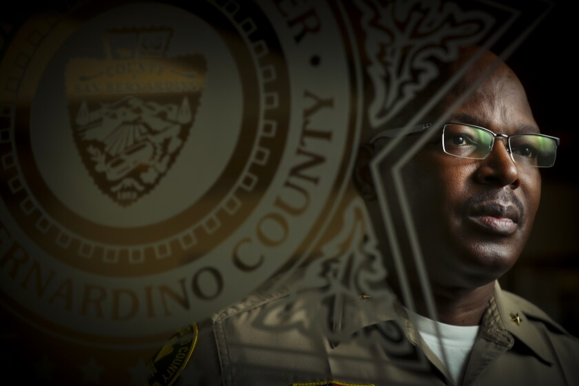 Horace Boatwright is the deputy head of the sheriff department of San Bernardino County.