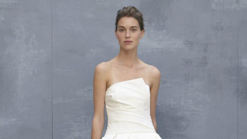 Amsale Bridal Fall 2018